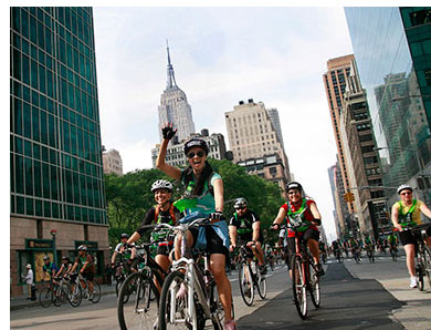 Registration Is Officially Open For The Td Bank Five Boro Bike Tour Presented By Eastern Mountain Sports Sign Up Now To Make Sure Youre Part Of The